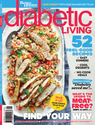 Diabetic Living Jan Feb 2021