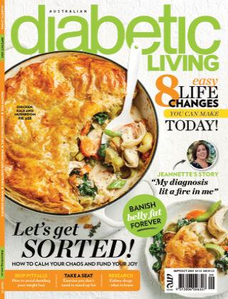 Diabetic Living Sept-Oct 21