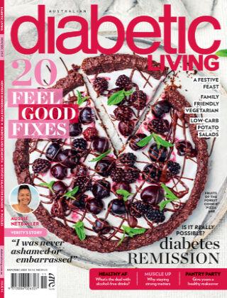 Diabetic Living Nov-Dec 21