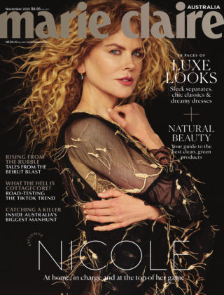 marie claire (Australia) November 2020