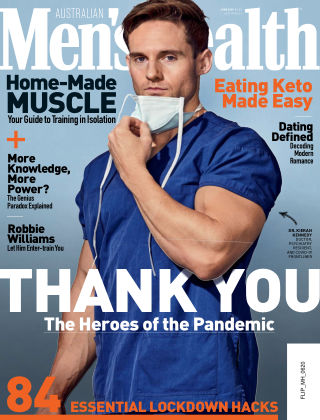 Men's Health (Australia) June 2020