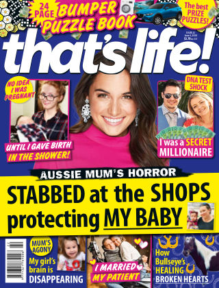 that's life! (Australia) 4th June 2020