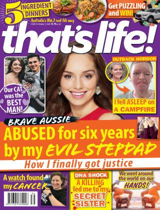 that's life! (Australia) 1st October 2020