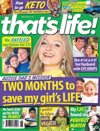 that's life! (Australia) 11th February 2021