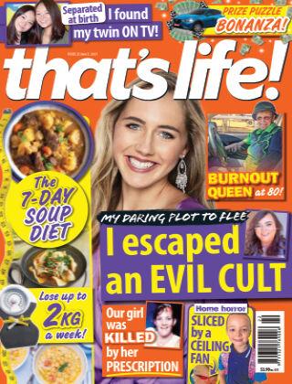 that's life! (Australia) Issue 22 2021