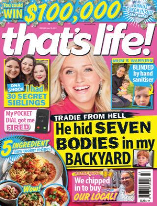 that's life! (Australia) Issue 23 2021