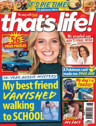 that's life! (Australia) Issue 26 2021