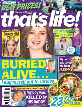 that's life! (Australia) Issue 27 2021