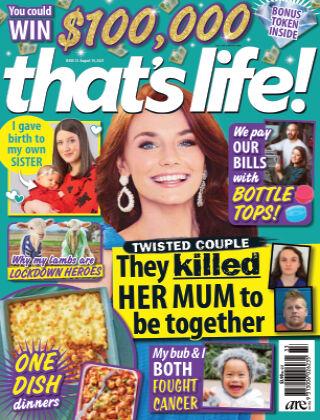 that's life! (Australia) Issue 33 2021