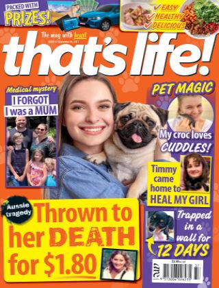 that's life! (Australia) Issue 37 2021