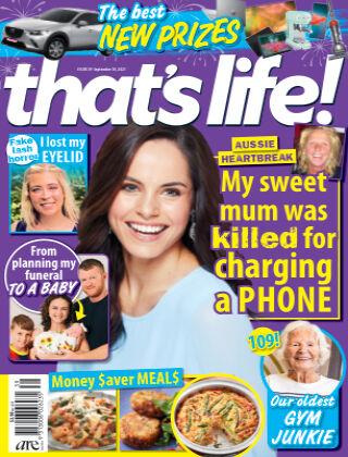 that's life! (Australia) Issue 39 2021