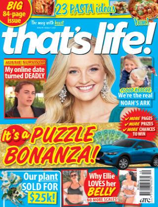 that's life! (Australia) Issue 40 2021