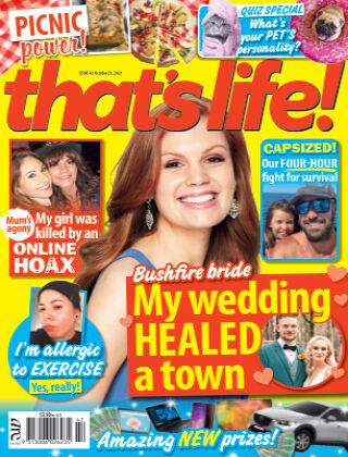 that's life! (Australia) Issue 42 2021