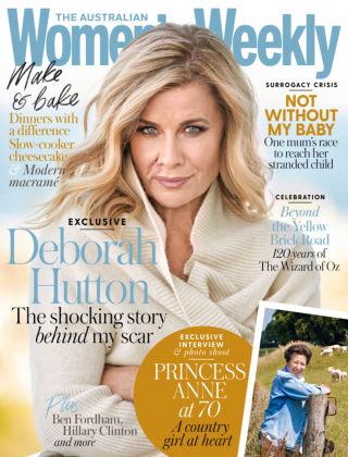 The Australian Women's Weekly August 2020