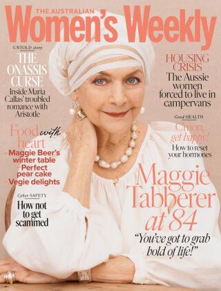 The Australian Women's Weekly August-21