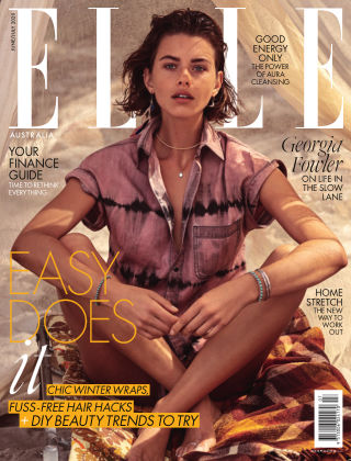 Elle Australia June/July 2020