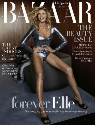 Harper's Bazaar Australia May 2020