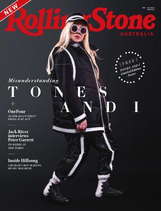 Rolling Stone Australia 1