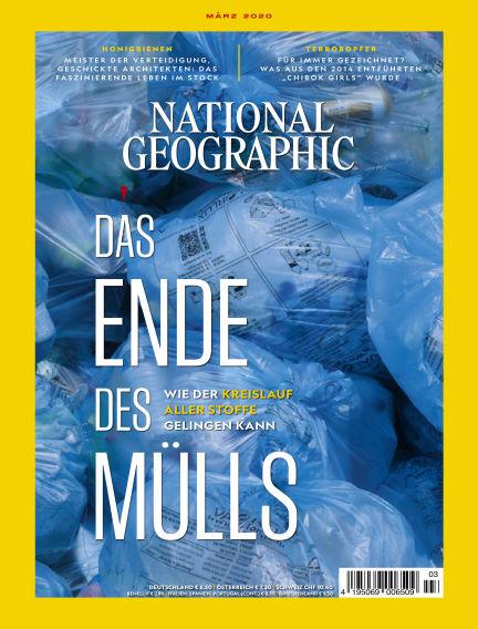 National Geographic - DE February 28, 2020 00:00