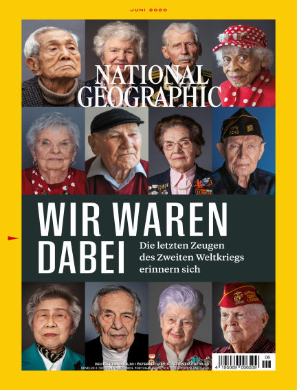 National Geographic - DE May 29, 2020 00:00