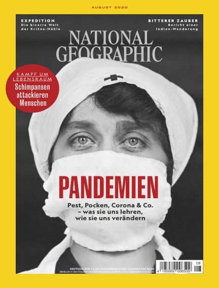 National Geographic - DE July 31, 2020 00:00