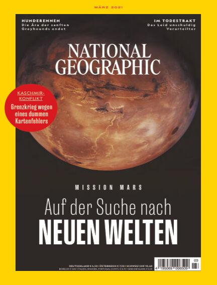 National Geographic - DE February 26, 2021 00:00