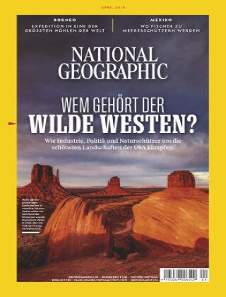 National Geographic - DE 04_2019