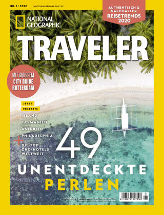 National Geographic Traveler - DE 01_2020