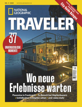 National Geographic Traveler - DE 03_2020