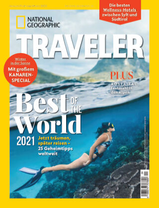National Geographic Traveler - DE 04_2020