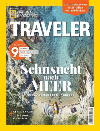 National Geographic Traveler - DE 01_2021