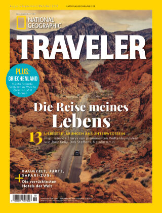 National Geographic Traveler - DE 02_2021