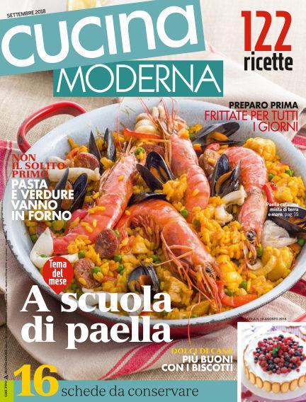 Cucina Moderna August 10, 2018 00:00