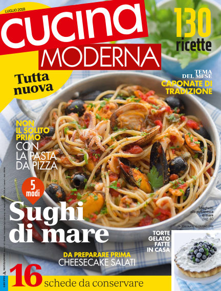 Cucina Moderna June 09, 2018 00:00
