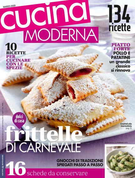 Cucina Moderna February 13, 2019 00:00