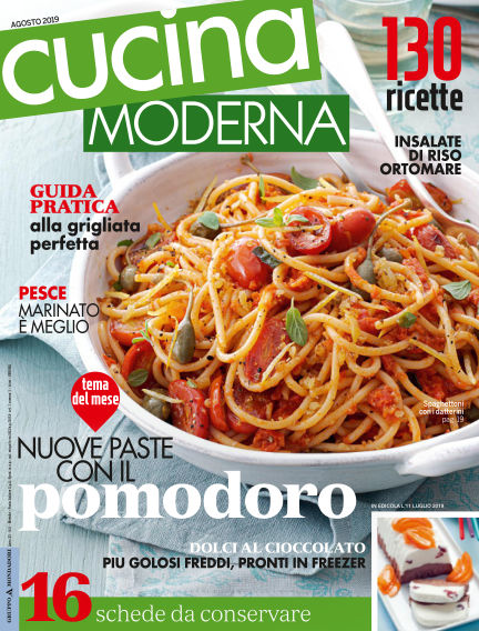 Cucina Moderna July 11, 2019 00:00
