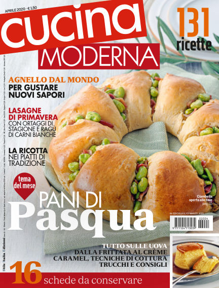Cucina Moderna March 13, 2020 00:00