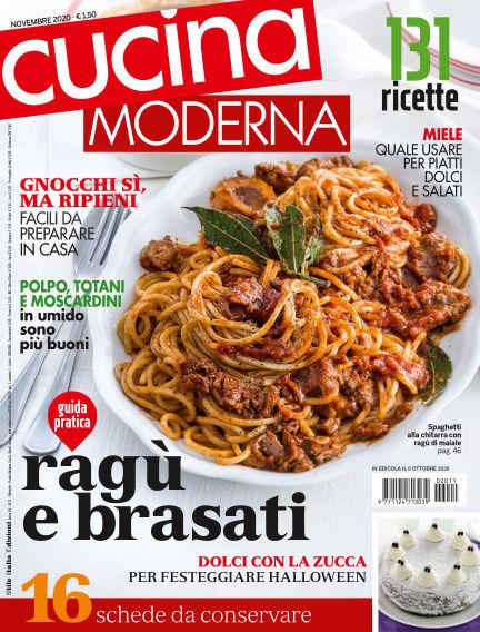 Cucina Moderna October 06, 2020 00:00