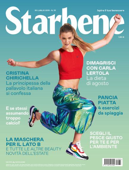Starbene July 30, 2019 00:00