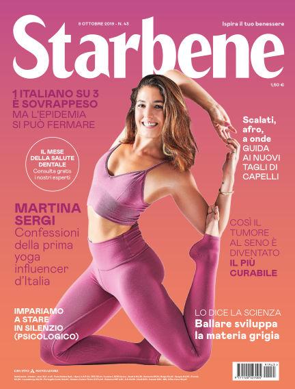 Starbene October 08, 2019 00:00
