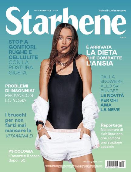 Starbene October 29, 2019 00:00