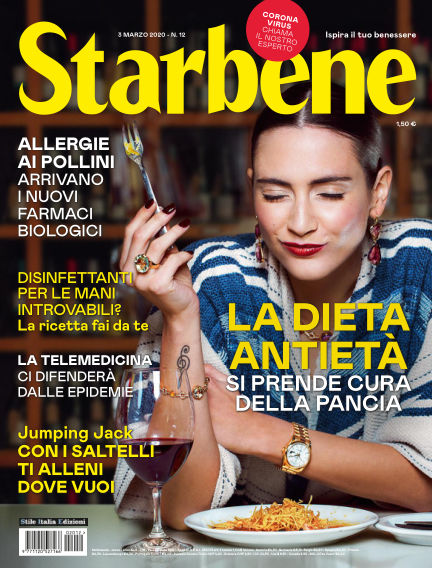Starbene March 03, 2020 00:00