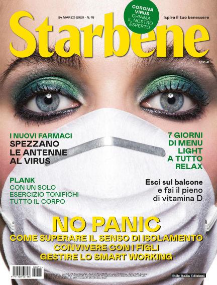 Starbene March 24, 2020 00:00