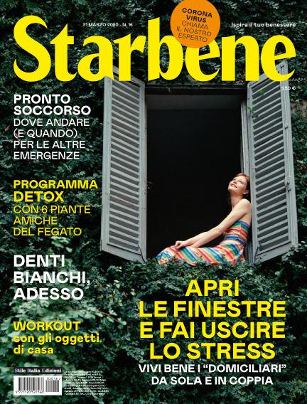 Starbene March 31, 2020 00:00
