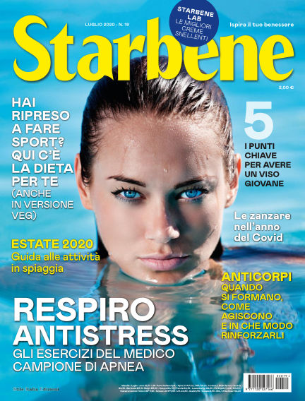 Starbene June 16, 2020 00:00