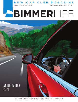 BMW Car Club Magazine - BimmerLife Fall Winter 2020