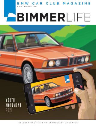 BMW Car Club Magazine - BimmerLife Fall - Winter 2021