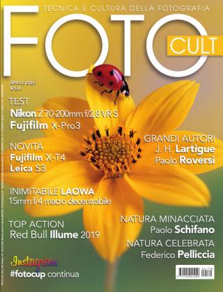 FOTO CULT - Tecnica e Cultura della Fotografia #170 - Aprile 2020