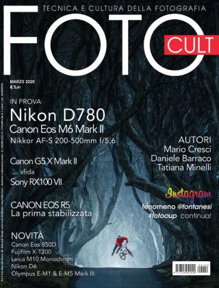 FOTO CULT - Tecnica e Cultura della Fotografia #169 - Marzo 2020