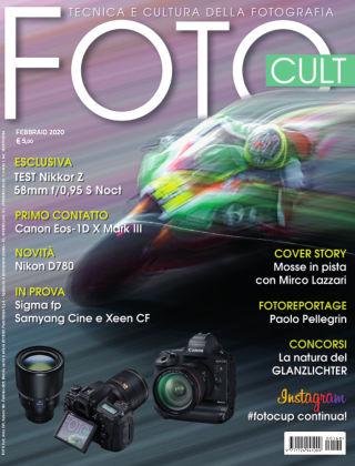 FOTO CULT - Tecnica e Cultura della Fotografia #168 - Febbraio 2020